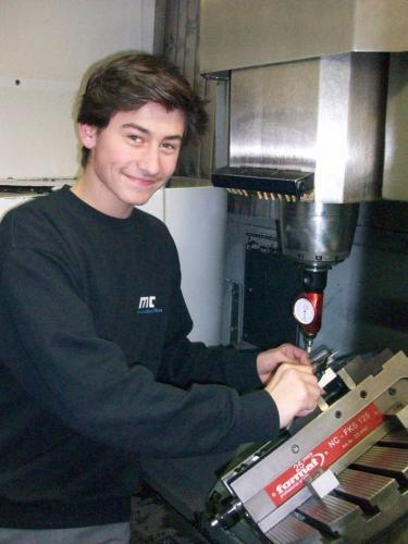 Zerspanungsmechaniker, Quelle: M.A.i. GmbH & Co. KG
